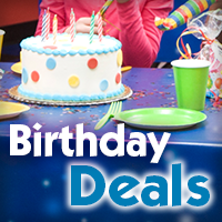 Children's Birthday Party Entertainer Deals