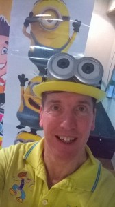 minion party entertainer christchurch