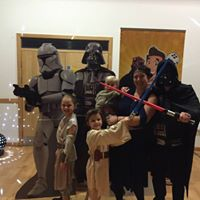 star wars party entertainer dorset