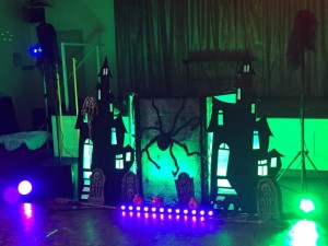 childrens halloween themed party