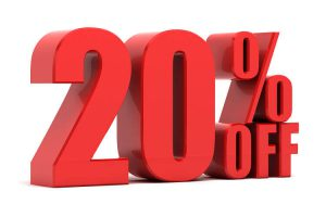 20% off special offer on childrens parties in Poole, Bournemouth, Christchurch & Dorset