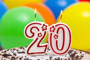 20 years as Childrens Birthday Party Entertainer Poole, Bournemouth, Christchurch & Dorset