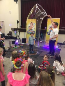 Childrens Bubble Party Poole & Bournemouth
